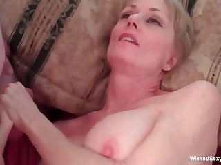 Wonderful and sex-mad amateur babe named Wicked XXX Melanie.