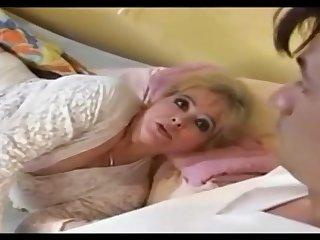 German Grandma Needs Male Stick Medicine