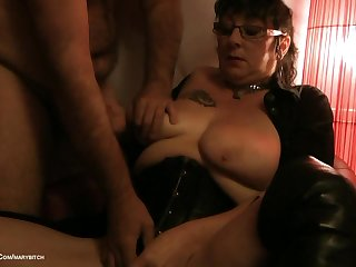 Exhibited & Fucked In A Sex Shop Pt1 - TacAmateurs